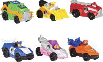 Набор игрушечных автомобилей Spin Master Paw Patrol Тру Металл / 6060428