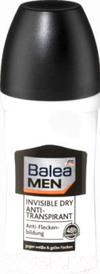 Дезодорант шариковый Balea Men Invisible Невидимая защита недорого