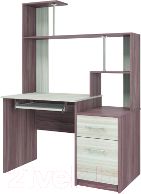 Компьютерный стол Bravo Мебель №2
