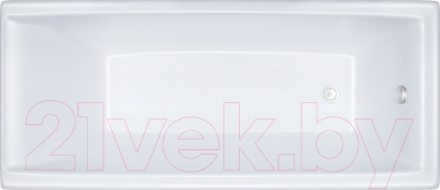 Фото - Ванна акриловая Triton Джена 160x70 акриловая ванна roca genova n 160x70 zru9302973