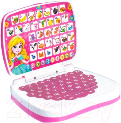 Развивающая игрушка Zabiaka Мой компьютер. Принцесса / 3277016