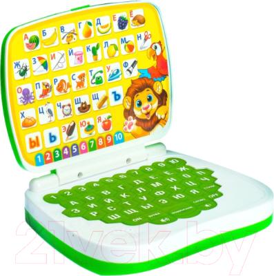 Развивающая игрушка Zabiaka Умный компьютер. Джунгли / 3277017