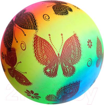 Мяч детский Zabiaka Бабочки / 1891293