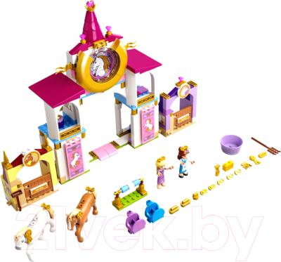 Конструктор Lego Princess Королевская конюшня Белль и Рапунцель 43195