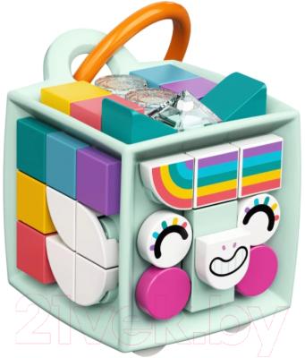 Конструктор Lego Dots Брелок для сумки Единорог / 41940