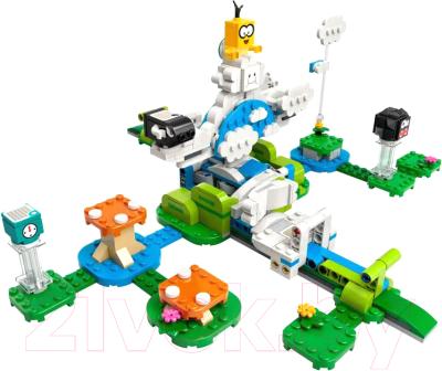 Конструктор Lego Super Mario Небесный мир лакиту 71389