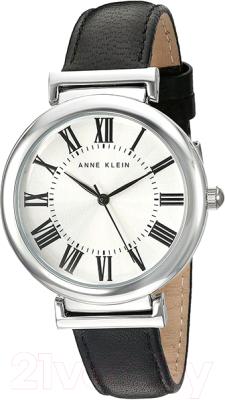 Часы наручные женские Anne Klein 2137SVBK женские часы anne klein 3754mplg