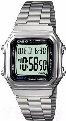 Часы наручные мужские Casio A-178WA-1A