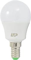 Лампа ETP G45 6W E14 6000K -