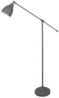 Торшер Arte Lamp Braccio A2054PN-1GY -