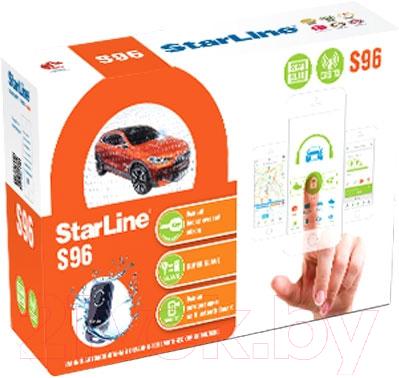 Автосигнализация StarLine S96 BT 2can 2lin GSM