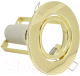 Точечный светильник ETP R 50Т (золото) -