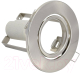 Точечный светильник ETP R 50Т (титан) -