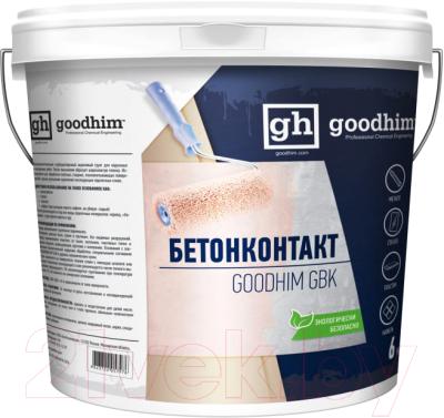 Грунтовка GoodHim Бетонконтакт GBK
