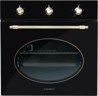 Газовый духовой шкаф Maunfeld EOGC604RBG -