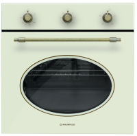 Газовый духовой шкаф Maunfeld EOGC604RIB -