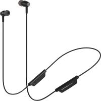 Беспроводные наушники Audio-Technica ATH-CLR100BT (черный) -