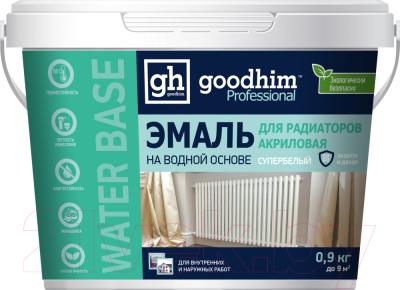 Эмаль GoodHim Для радиаторов акриловая