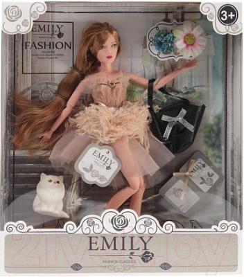 Кукла Эмили В воздушной юбочке. Ванильное небо / 76978