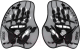 Лопатки для плавания ARENA Vortex Evolution Hand Paddle 95232 15 (р-р L, silver/black) -