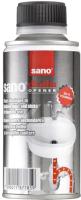 Средство для устранения засоров Sano Drain (200г) -