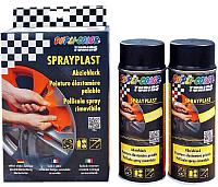 Лак автомобильный Dupli Color 388156 (2x400мл, оранжевый глянец) -