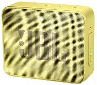 Портативная колонка JBL Go 2 (желтый) -