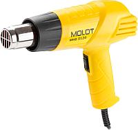 Строительный фен Molot MHG 5120 -