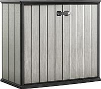 Шкаф уличный Keter Patio Store / 230455 (серый) -