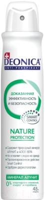 Антиперспирант-спрей Deonica Nature Protection