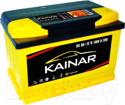 Автомобильный аккумулятор Kainar R+ / 066 11 20 02 0121 08 11 0 L