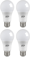 Набор ламп ETP A60 9W E27 4000K -