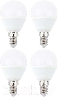 Набор ламп ETP G45 6W E14 4000K LED-диммер