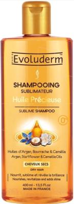 Шампунь для волос Evoluderm Precious Oil (30мл)