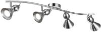 Спот Arte Lamp Picchio Chrome A9229PL-4CC -