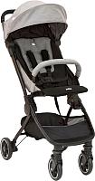 Детская прогулочная коляска Joie Pact Lite (Gray Flannel) -