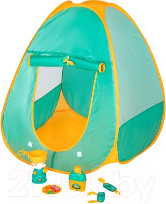 Детская игровая палатка Givito Набор туриста Детская палатка с набором для пикника / G209-006
