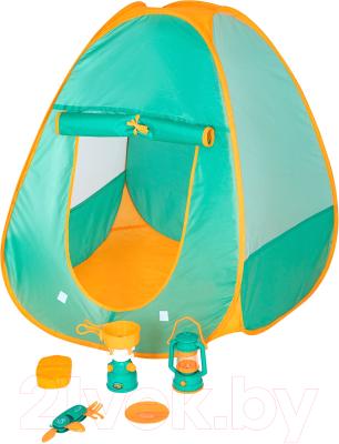 Детская игровая палатка Givito Набор туриста Детская палатка с набором для пикника / G209-009