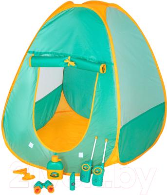 Детская игровая палатка Givito Набор туриста Детская палатка с набором для пикника / G209-010