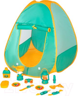 Детская игровая палатка Givito Набор туриста Детская палатка с набором для пикника / G209-013