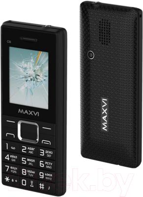 Мобильный телефон Maxvi C9i мобильный телефон maxvi b9 black