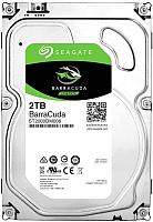 Жесткий диск Seagate BarraCuda 2TB (ST2000DM008) -