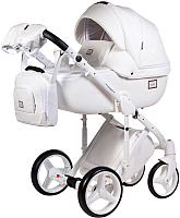 Детская универсальная коляска Adamex Luciano Deluxe 2 в 1 (Q107) -