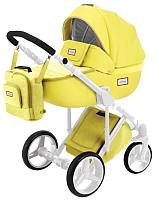 Детская универсальная коляска Adamex Luciano Deluxe 2 в 1 (Q108) -