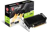 Видеокарта MSI GT 1030 2GHD4 LP OC 2GB GDDR5 -