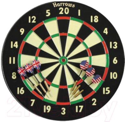 Дартс Harrows Family Dart Game / 840HREA304