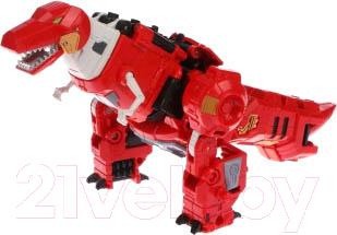 Фото - Робот-трансформер Наша игрушка Динозавр / H8012-2 конструкторы наша игрушка гибкий динозавр 27 деталей