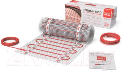 Теплый пол электрический CTH Квадрат тепла КМ-450-3.0