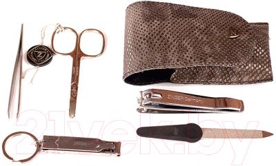 Фото - Маникюрный набор Zinger zo-MS-Z11-S-SF маникюрный набор с косметичкой zinger ms 1205 804 s 10 предметов