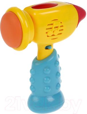 Развивающая игрушка Умка Молоточек. Синий трактор / ZY370944-R1